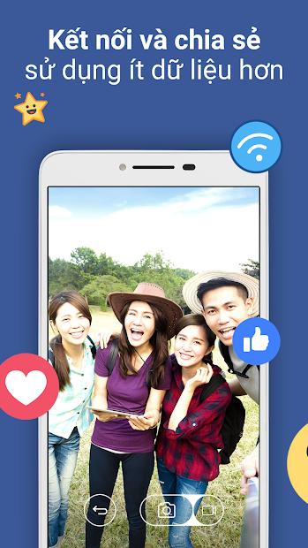 Screenshots Facebook Lite: Truy cập Facebook khi mạng yếu, máy chậm
