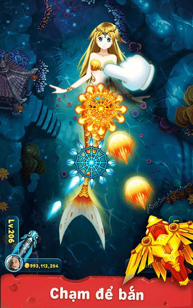 Screenshots iCa Ban Ca ZingPlay - Game bắn cá online cực hấp dẫn