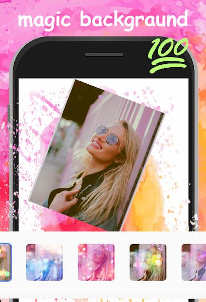 Screenshots FotoRus -Camera & Photo Editor- Trình chỉnh sửa ảnh chuyên nghiệp