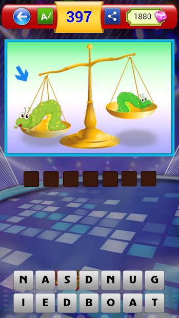 Screenshots Bắt Chữ - game đuổi hình bắt chữ