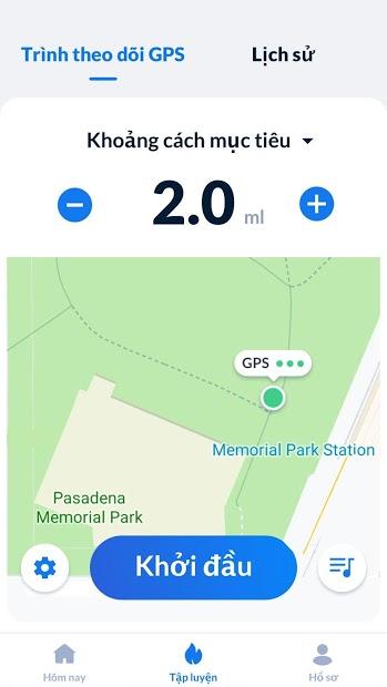Screenshots Trình theo dõi bước - Đo bước chân Miễn phí