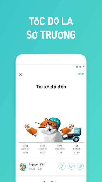 Screenshots BAEMIN - Ứng dụng đặt đồ ăn nhanh, rẻ
