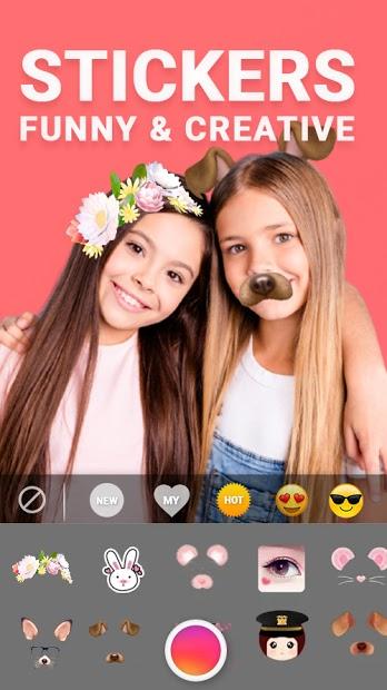 Screenshots Beauty Cam: Beauty Plus Camera