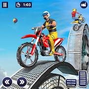 Stunt Bike Racing Tricks 2 - Thủ thuật đua xe đạp đóng thế 2