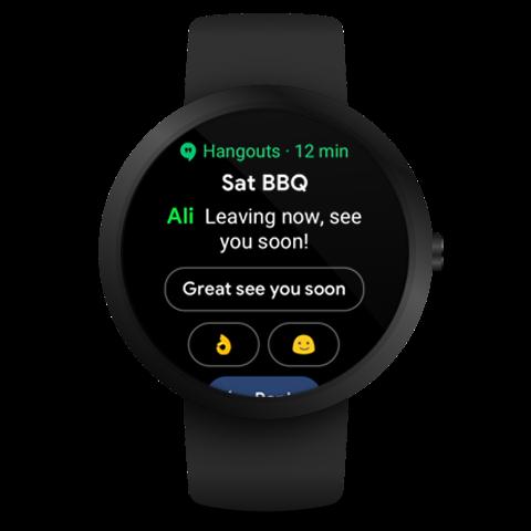 Screenshots Wear OS by Google - Đồng hồ thông minh Google