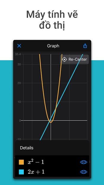 Screenshots Microsoft Math Solver - Hỗ trợ giải toán dễ dàng