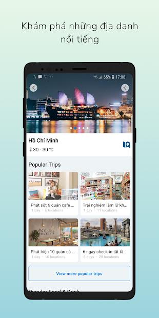 Screenshots MeTrip - Lên kế hoạch du lịch, khám phá địa điểm du lịch nổi tiếng