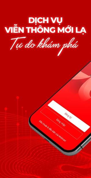 Screenshots Reddi: Mạng di động ảo, mua sim số online, tự chọn gói cước