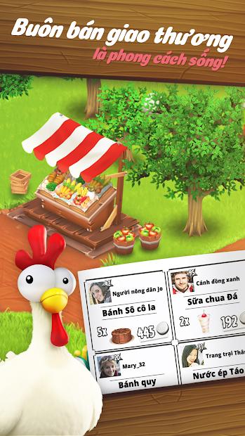 Screenshots Hay Day - Mùa thu hoạch | Game nông trại trên điện thoại