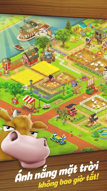 Screenshots Hay Day - Mùa thu hoạch   Game nông trại trên điện thoại