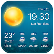 Thời tiết và Đồng hồ - Xem dự báo thời tiết hôm nay và 7 ngày tới