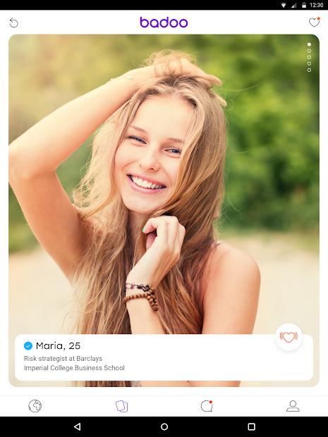 Screenshots Badoo: Ứng dụng kết bạn, hẹn hò cho người độc thân