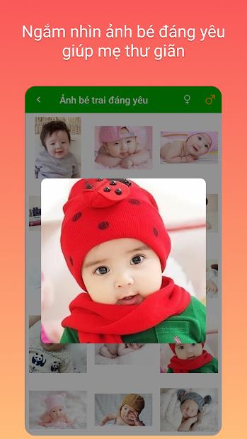 Screenshots Trợ lý mẹ bầu - Theo dõi thai kỳ, tính ngày dự sinh, lịch khám thai