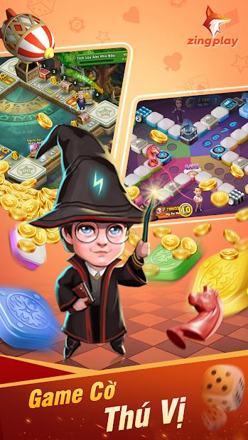 Screenshots Cổng game ZingPlay: Game bài - Game cờ - Tiến lên