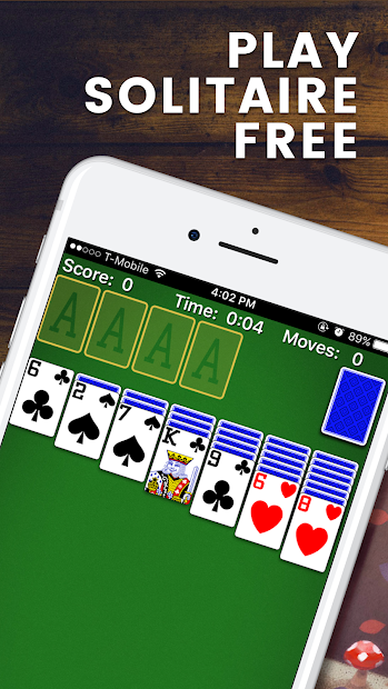 Screenshots Solitaire - Game xếp bài kinh điển