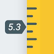 Ruler App: Thước kẻ - Ứng dụng thước đo cm, đo độ dài trên điện thoại