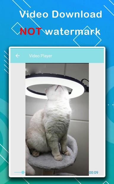 Screenshots Tiktok Download: Ứng dụng tải video Tiktok không dính logo