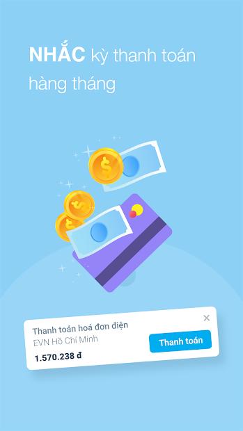 Screenshots Ví điện tử Payoo - Thanh toán hóa đơn bằng một cú chạm nhẹ