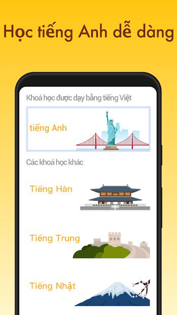 Screenshots LingoDeer - Học tiếng Anh, Trung, Hàn, Nhật