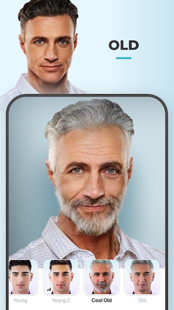 Screenshots Ứng dụng FaceApp thay đổi giới tính, khuôn mặt | Link tải, HDSD, mẹo