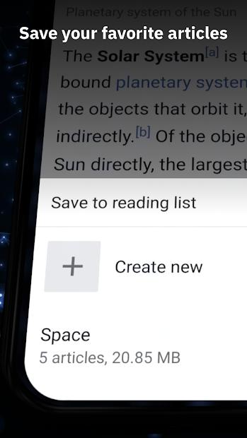 Screenshots Wikipedia - Từ điển bách khoa toàn thư mở