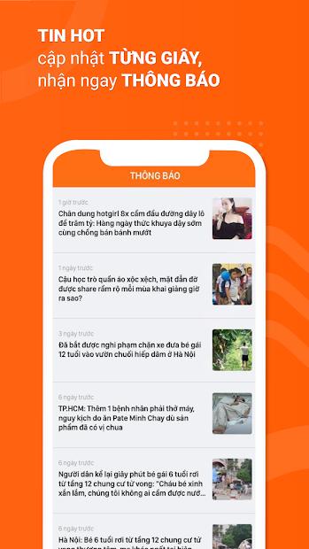 Screenshots Kenh14.vn: Kênh tin tức giải trí - xã hội tổng hợp