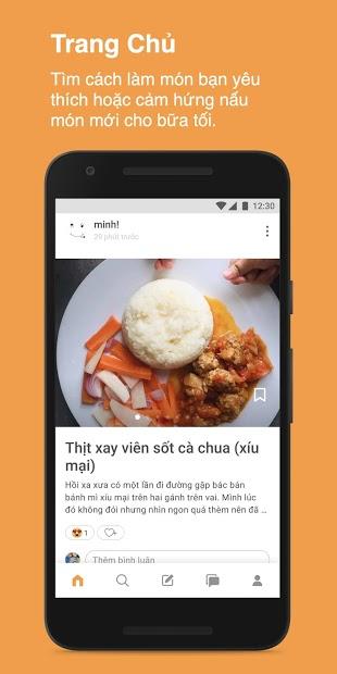 Screenshots Cookpad - Nấu dễ ăn ngon mỗi ngày