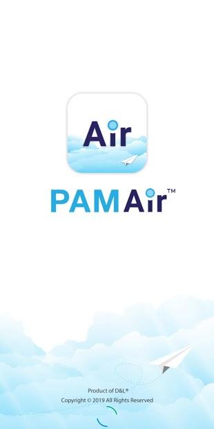 Screenshots PAM Air: Ứng dụng đo chỉ số chất lượng không khí ô nhiễm, nhiệt độ, độ ẩm