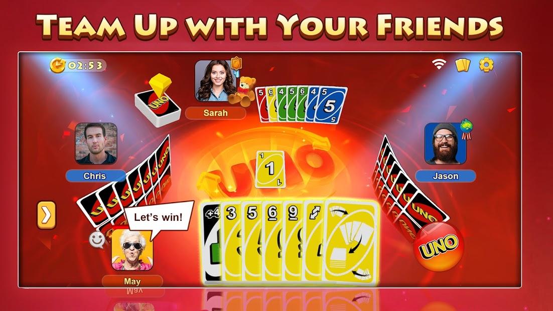 Screenshots Uno! - Game đánh bài chia rẽ tình bạn