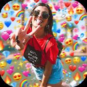 Emoji Photo Editor - Chèn biểu tượng cảm xúc vào ảnh