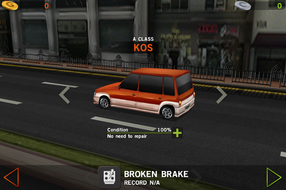 Screenshots Dr. Driving - Game mô phỏng lái xe ô tô