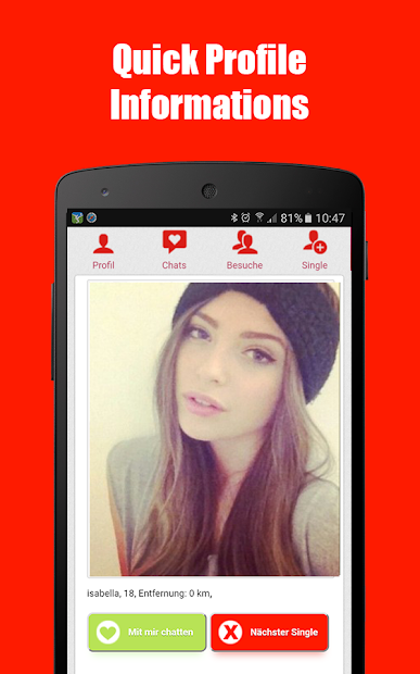 Screenshots Free Dating App - Ứng dụng hẹn hò, trò chuyện, tìm người yêu online