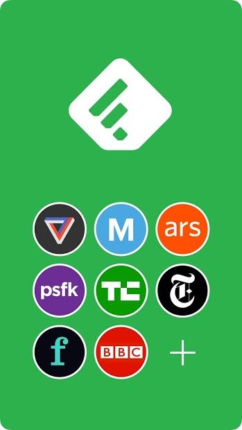 Screenshots Feedly - Ứng dụng diễn đàn chia sẻ tin tức mới nhất trên Feedly