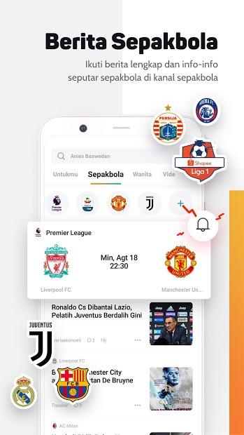 Screenshots BaBe - Ứng dụng cộng đồng tìm hiểu tin tức mới nhất