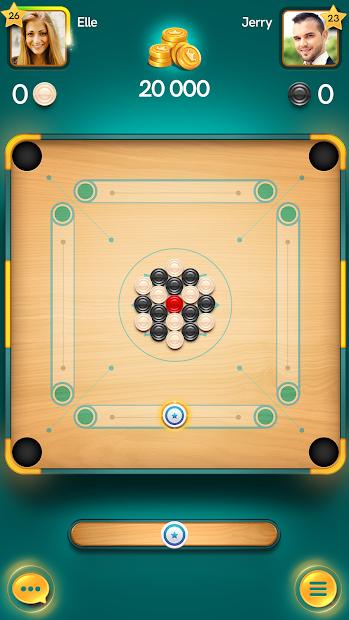 Screenshots Carrom Pool - Game bắn Bida ngón tay giải trí