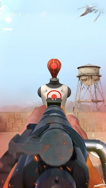 Screenshots Shooting World - Game mô phỏng tập bắn súng trên điện thoại
