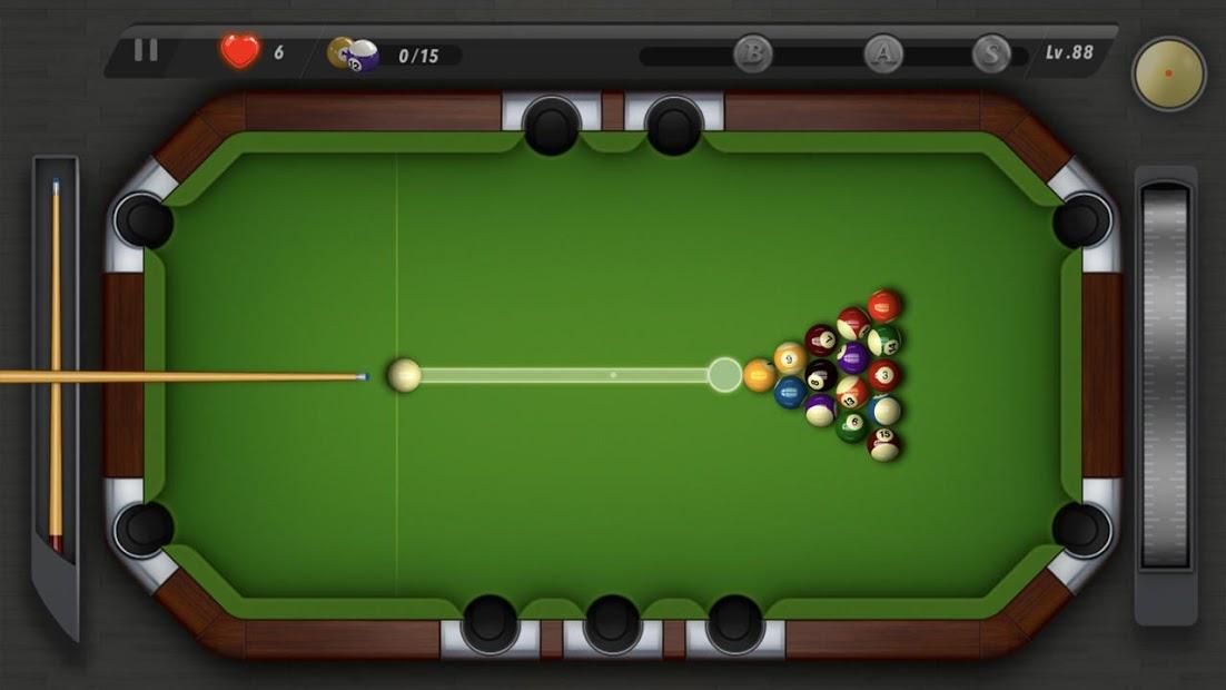 Screenshots Pooking - Game đánh bida offline cực hay