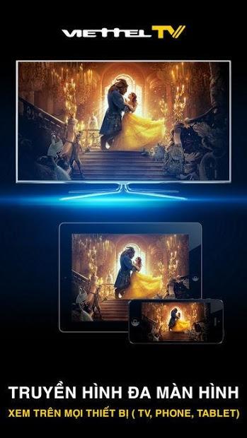 Screenshots ViettelTV - Ứng dụng xem tivi trực tuyến