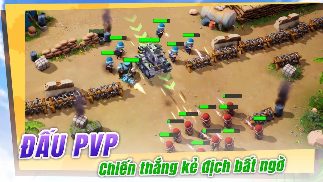 Screenshots Top War: Battle Game - Chiến thuật lên ngôi | Game trí tuệ