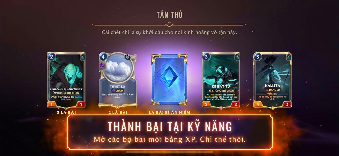 Screenshots Huyền Thoại Runeterra - Game thẻ bài chiến thuật Liên Minh Huyền Thoại