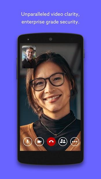 Screenshots Lifesize - Ứng dụng họp trực tuyến, video call miễn phí