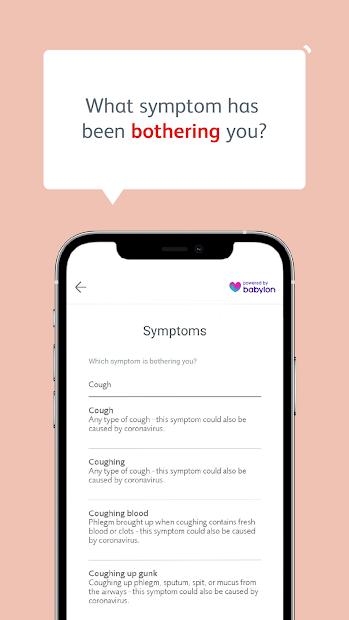 Screenshots We do pulse - Ứng dụng kiểm tra sức khỏe, triệu chứng bệnh hiệu quả tại nhà
