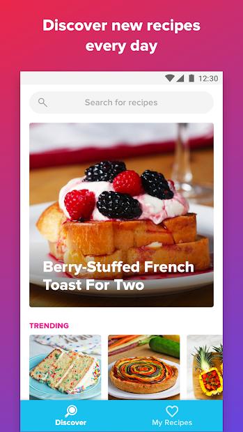 Screenshots Tasty: Ứng dụng học nội trợ, dạy nấu ăn, lên thực đơn mỗi ngày
