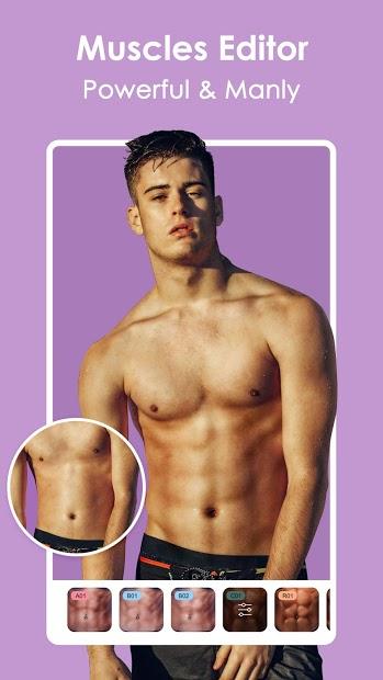 Screenshots Perfect Me - Ứng dụng chỉnh sửa cơ thể và khuôn mặt chuyên nghiệp