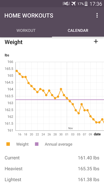 Screenshots Home Workout - App tập thể dục giảm cân tại nhà, không cần dụng cụ