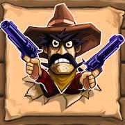 Guns'n'Glory - Cao bồi miền Tây | Game chiến thuật thủ thành