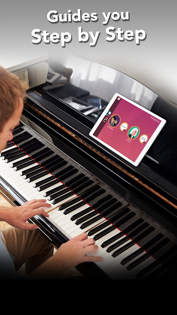 Screenshots Simply Piano by JoyTunes: Ứng dụng học đàn piano trên điện thoại