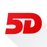 5Dmax: Ứng dụng xem phim trực tuyến HD có bản quyền từ Viettel Telecom