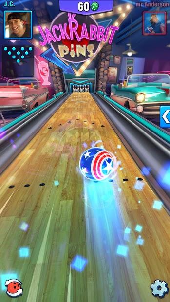 Screenshots Bowling Crew - Game thể thao bowling 3D trên điện thoại