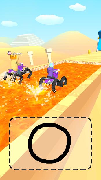 Screenshots Scribble Rider - Cuộc đua thú vị